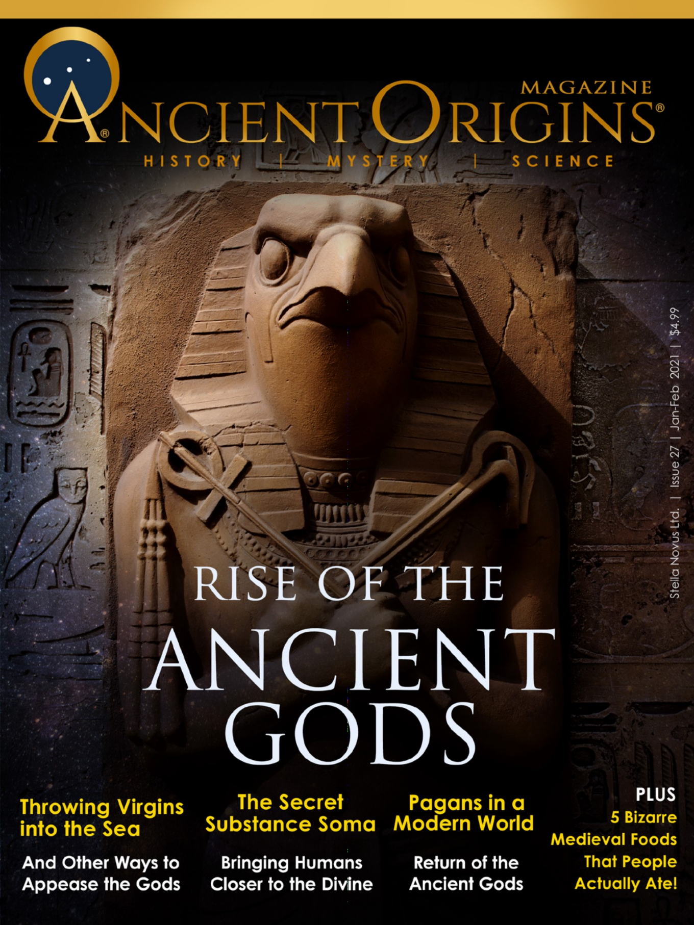 Rise of the Ancient Gods