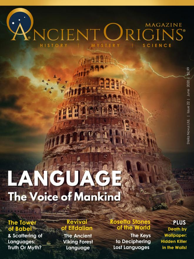Language The Voice of Mankind  June 2020