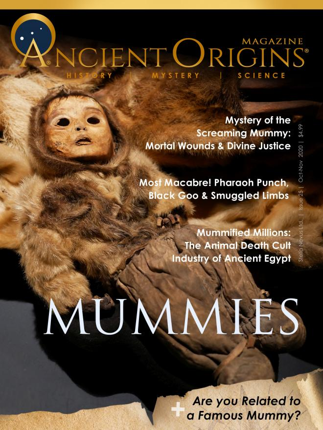 Mummies - Ancient Origins Magazine