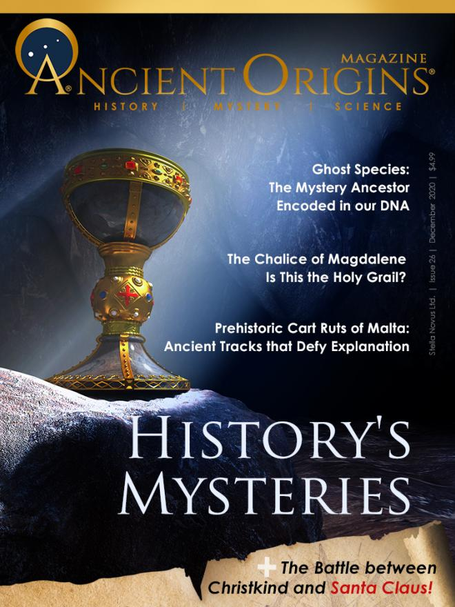 Ancient Origins Magazine, December 2020 | History's Mysteries